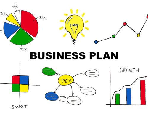 Template de business plan pour une startup
